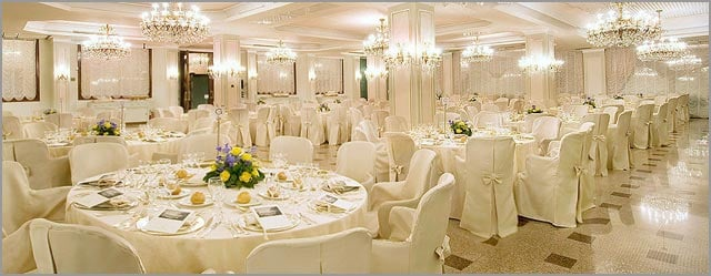 wedding restaurant in Stresa Lake Maggiore