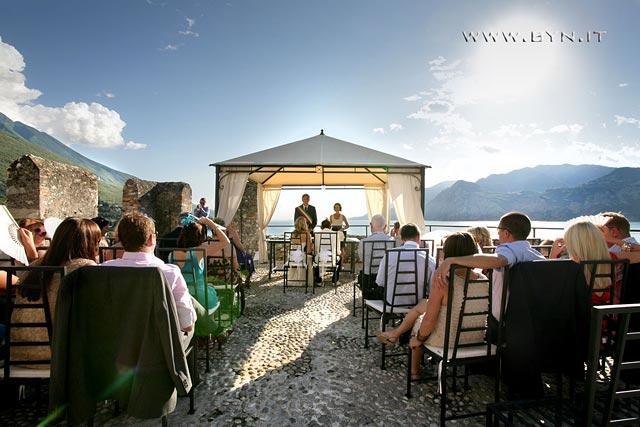 Wedding In Malcesine