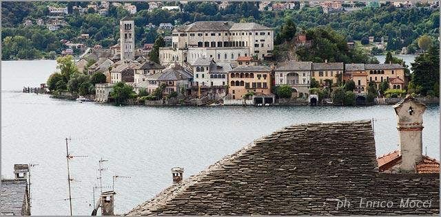 Palazzo Gemelli wedding venue overlooking Lake Orta