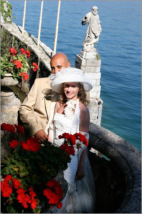 hochzeit in Villa Balbianello Italien