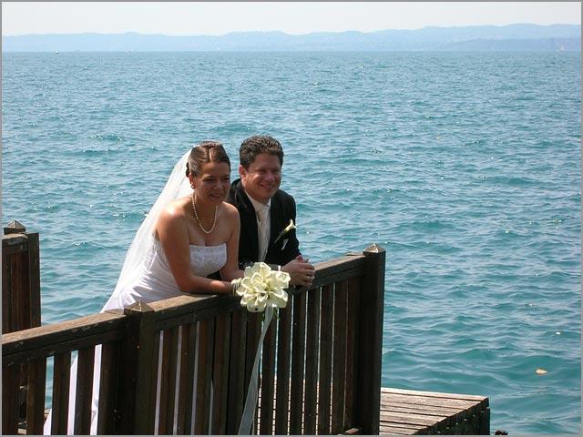 heiraten am Garda See