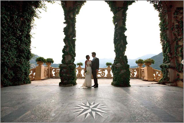 wedding planners at Villa Balbianello lake Como