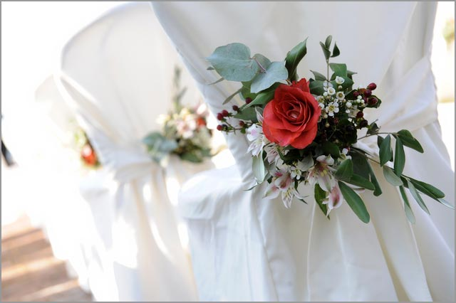 Hochzeitstag in Italien