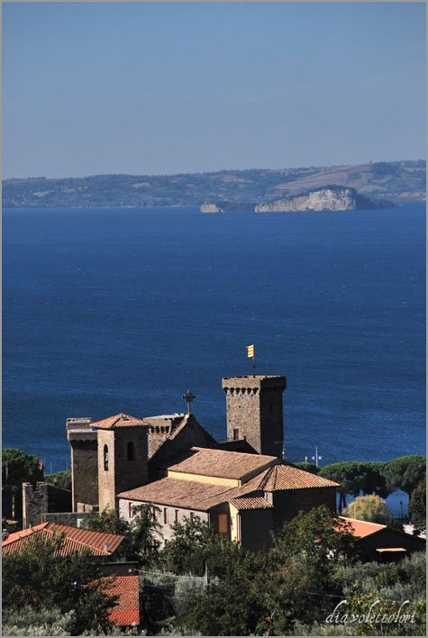 lake Bolsena weddings