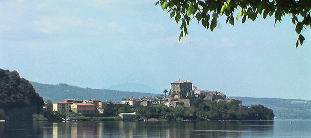 Rustic Italian caracther on Lake Bolsena