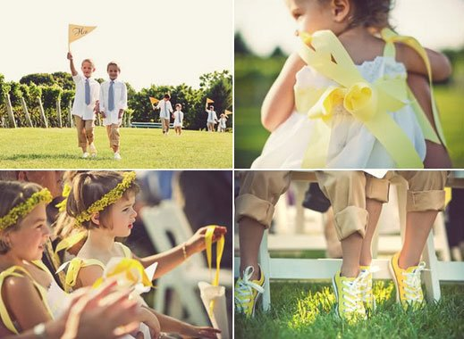 Child-friendly Italian wedding venues