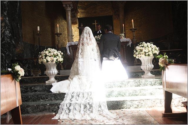 Hochzeit Kirche in Cadenabbia