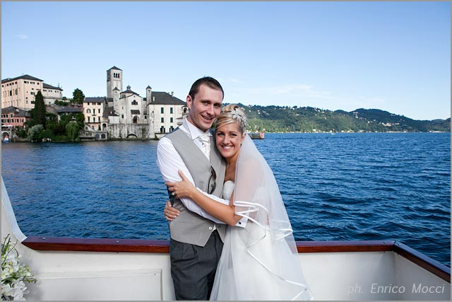 boat rentals Lake Orta