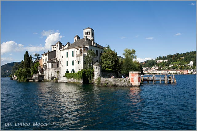 wedding cruise on Lake Orta