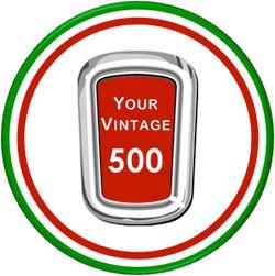 Your Vintage Fiat 500 rentals
