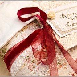 Details for a Shabby Chic Wedding at Villa Pestalozza