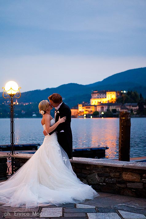 wedding to San Rocco hotel Lake Orta