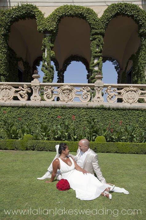 wedding planners in Villa del Balbianello