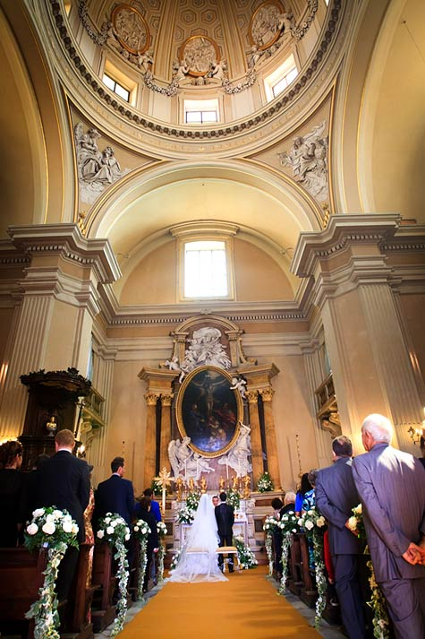 church-weddings-in-Castel-Gandolfo-lake-Albano