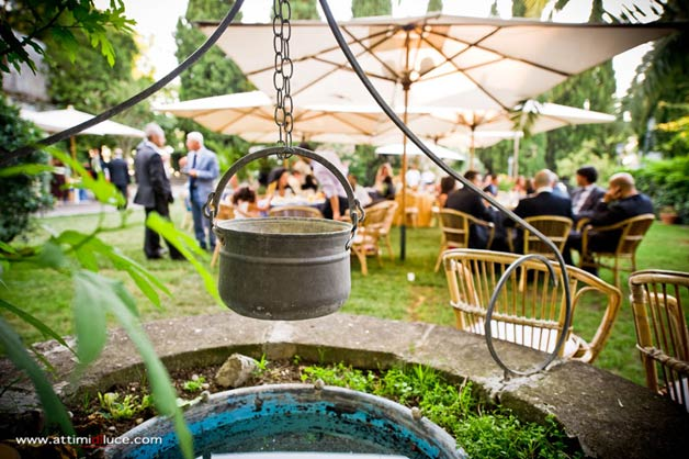 outdoor-wedding-reception-at-Villa-Pocci-lake-Albano