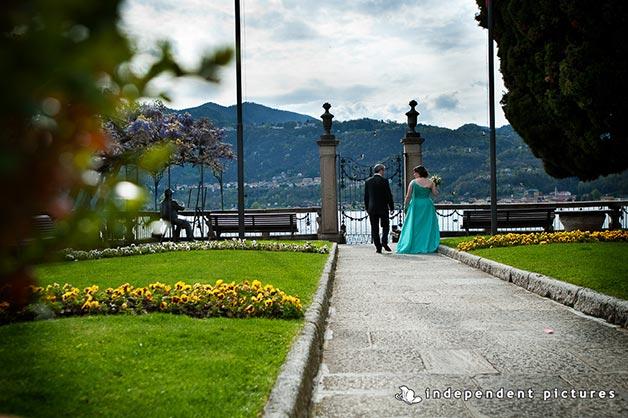 wedding planners in Villa Bossi lake Orta