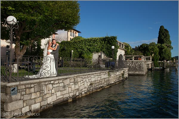 weddings at Villa Gippini Lake Orta