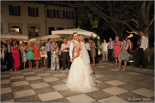time to dance at San Rocco Hotel