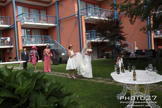 weddings at Hotel L'Approdo Lake Orta