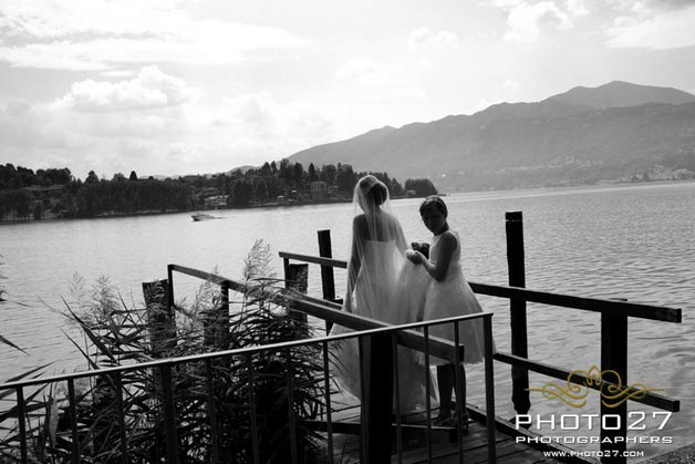 weddings at L'Approdo Hotel & Restaurant Lake Orta
