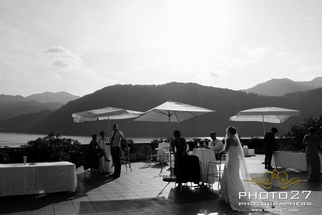 wedding at Hotel restaurant Giardinetto