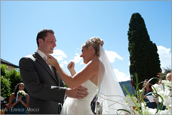 WEDDINGS AT THE HOTEL SAN ROCCO