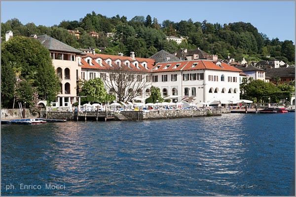 San Rocco Hotel Lake Orta