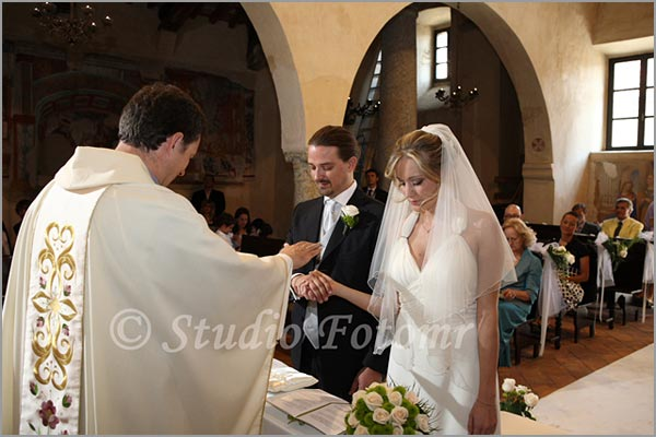 church wedding in Stresa Lake Maggiore