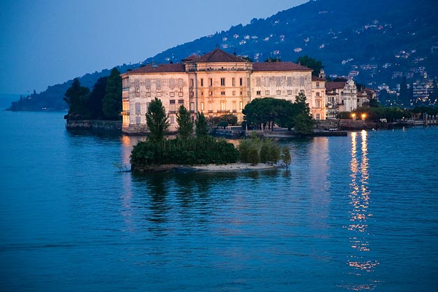wedding receptions on Borromeo Islands Lake Maggiore