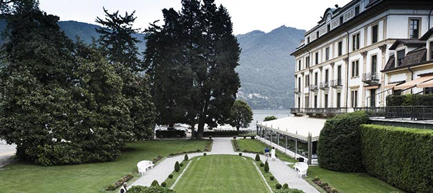 Weddings at Villa D'Este on Lake Como