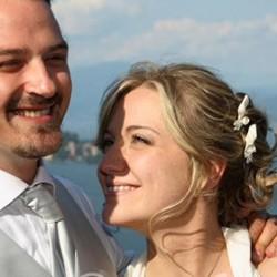 Stefania and Leonardo, a couple on Seventh Heaven!
