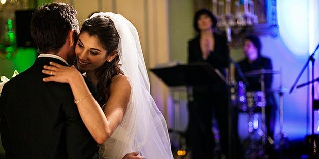 wedding reception at Villa d'Este lake Como