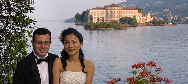New wedding pictures of Verbano Restaurant