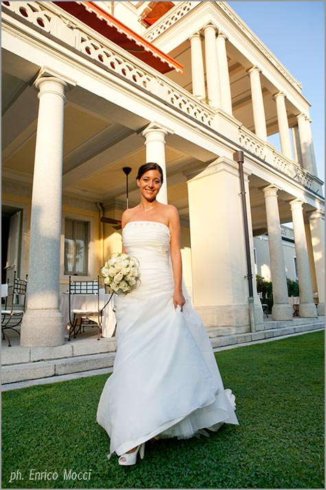 weddings at Grand Hotel Majestic in Pallanza