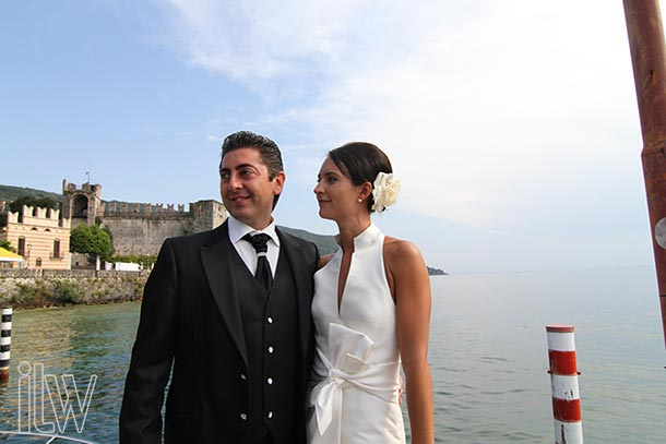 wedding in Torri del Benaco