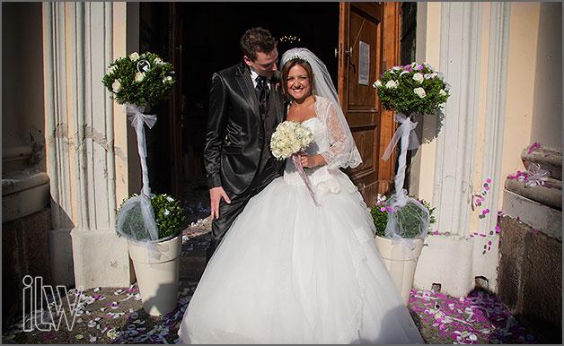 wedding on Isola Bella