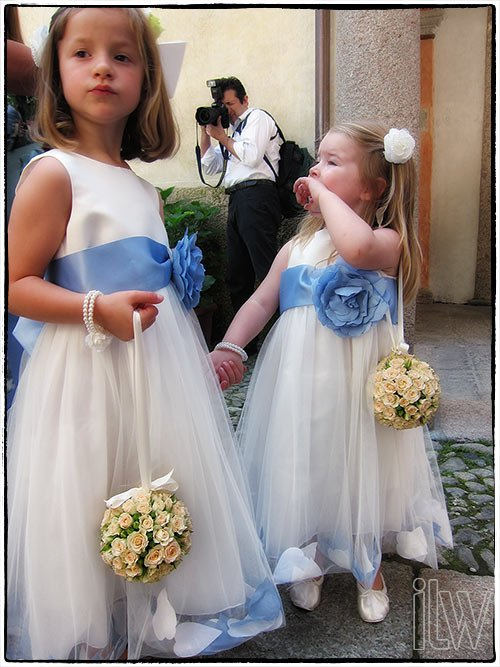flower-girls-pomander-bouquet by La Piccola Selva florist