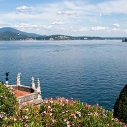 7th of July: Ilenia and Stuart's wedding on Isola Bella!