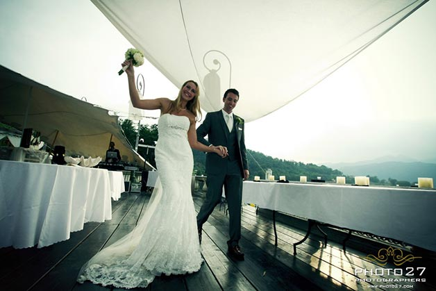 weddings to Orta Beach Club Lake Orta