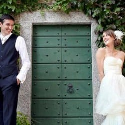 Catholic Wedding on Lake Como, Church of Varenna