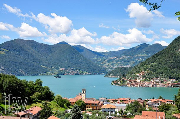 wedding on Lake Iseo