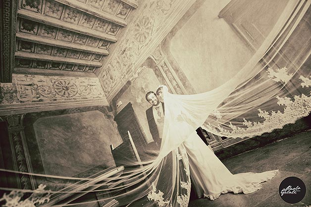 italian-wedding-dress-long-veil