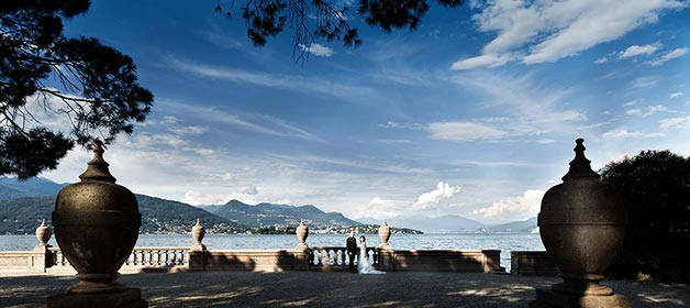 Getting Married On Lake Maggiore