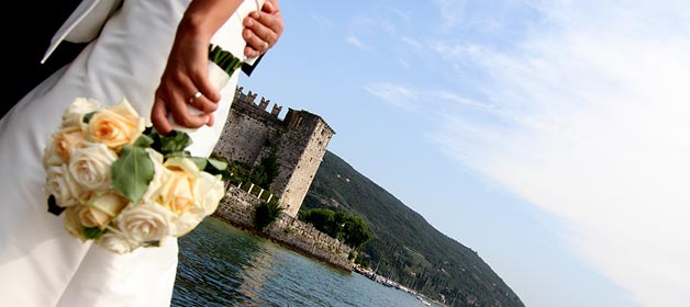 The Time of a Life: a Special Wedding on Lake Garda!
