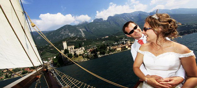 Lake Garda: all what you've ever wanted for your wedding!