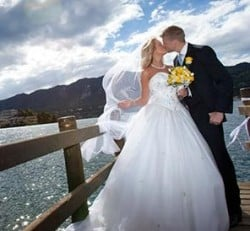 Just Married - September - the closure of our wonderful 2012 wedding season!