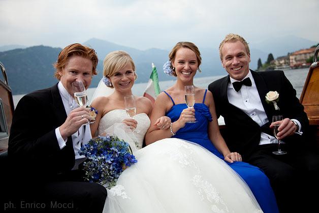 wedding-boat-party-on-lake-Orta