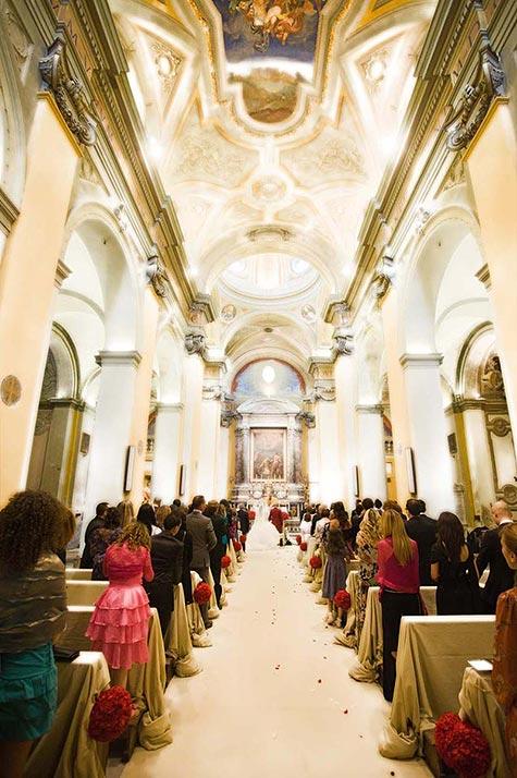 wedding-ceremony-to-church-of-Bracciano