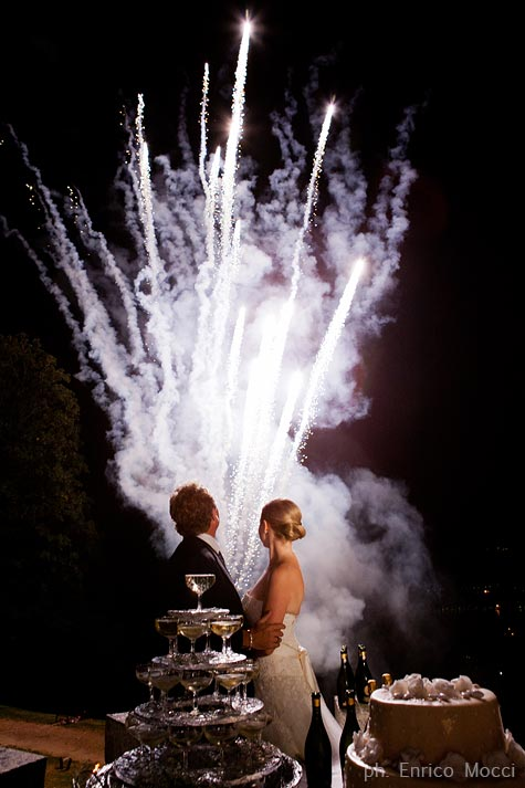 wedding-fireworks-on-lake-Orta