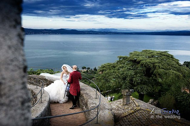 wedding-on-lake-Bracciano
